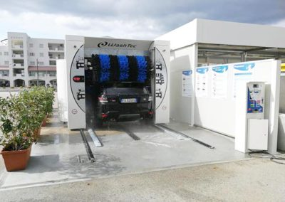 Impianti autolavaggio